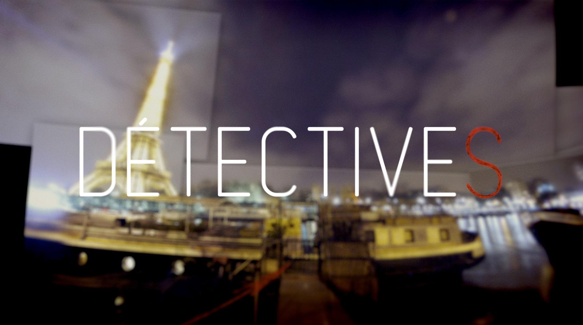 DETECTIVES - Title